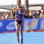 Laura Bennett secures a slot on the 2012 US Olympic Team at ITU