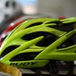 a new Rudy Windmax helmet color is debuted